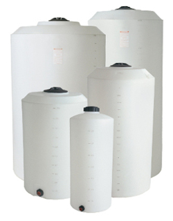 Sulfuric Acid Tanks