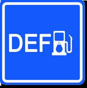 Diesel Exhaust Fluid (DEF) Equipment