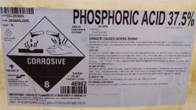 Phosphoric Acid Tanks
