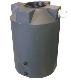 SunShield® Vertical Water Storage Tanks (Eliminating All UV Rays)