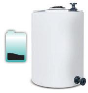 Hydrochloric Acid Tanks