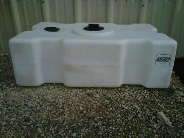 50 Gallon Rectangular Tank