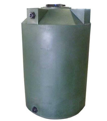 500 Gallon Vertical Water Tank