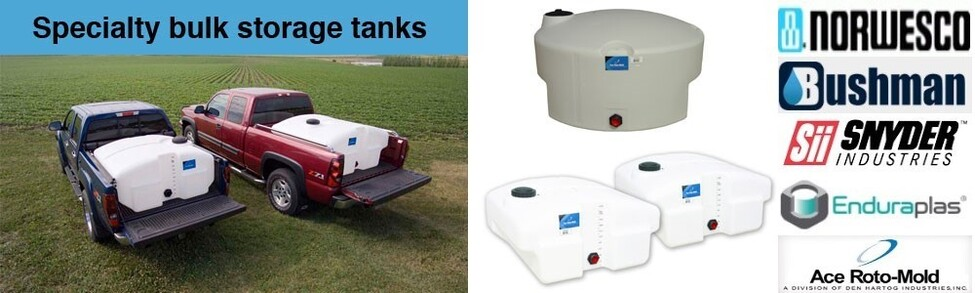 Sievers Poly Tank Sales | Storage, Water Tanks | Custom Molded